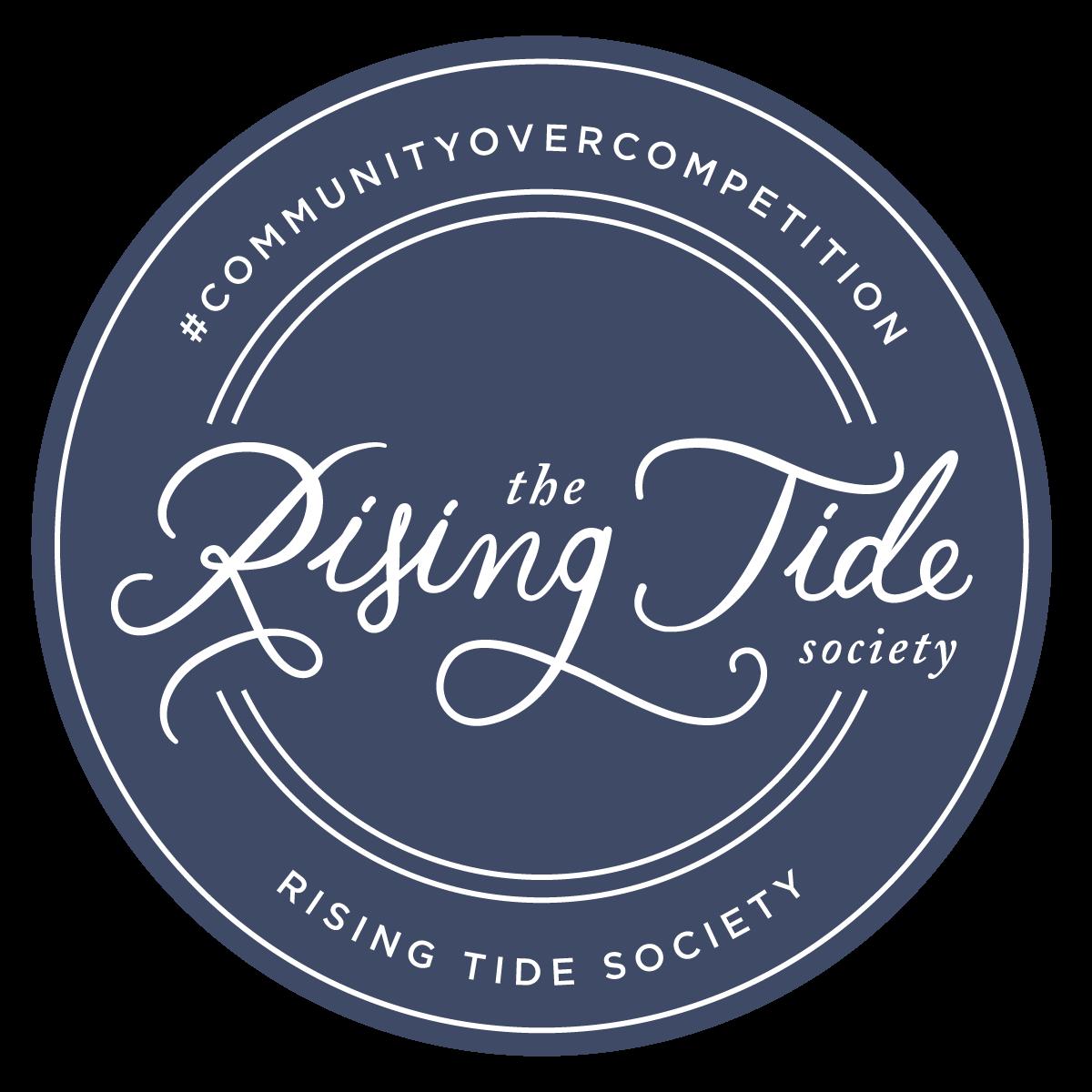 Badge: Rising Tide Society Member
