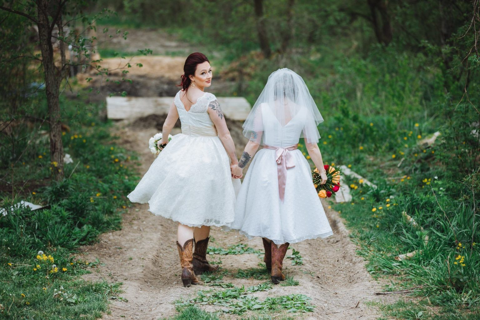 LGBTQ friendly wedding photographer delivering beautiful photos for all types of love.