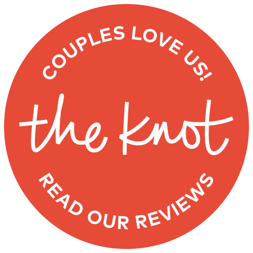 Badge: See me on The Knot
